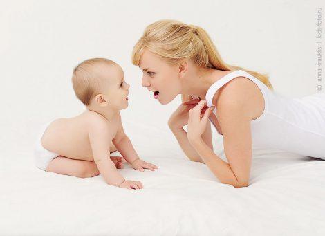 Рекламные съемки малышей